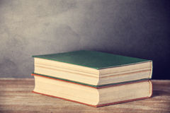 Aged books Royalty Free Stock Photography