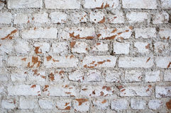 Aged brick wall Stock Photo