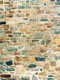 Aged Bricks Stock Image