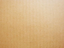 Aged brown cardboard texture Royalty Free Stock Image