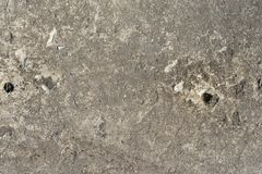 Aged brown cemented floor Stock Images