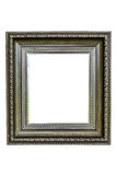 Aged brown frame Royalty Free Stock Photo