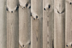 The aged brown planks. The wood texture. Royalty Free Stock Photo