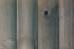 The aged brown planks. The wood texture. The background. Royalty Free Stock Image