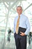 aged businessman hand middle notebook pocket стоковые изображения