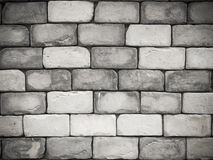 Aged cement brick Royalty Free Stock Photos