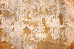Aged cement wall texture. Textured background Royalty Free Stock Images