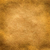 Aged craft paper background Royalty Free Stock Photo
