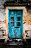 Aged door Royalty Free Stock Images