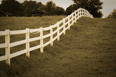 Aged Fences 2 Royalty Free Stock Photography