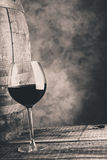 Aged fine wine Royalty Free Stock Images