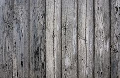 Aged gray wooden planks texture background backdrop royalty free stock photo