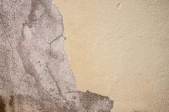 Aged grunge wall royalty free stock photography