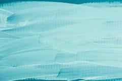 Aged grunge weathered blue wood texture Stock Photos