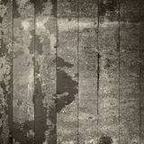 Aged grunge wooden painted wall background Royalty Free Stock Images
