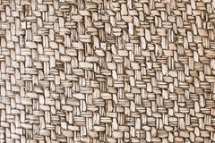 Aged handmade bamboo weave texture background. Aged handmade bamboo weave texture background Stock Photo