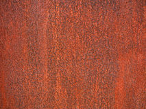 The aged iron rust texture Royalty Free Stock Images