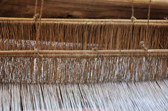 Aged loom Royalty Free Stock Image