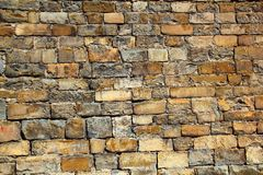 Aged masonry texture wall grunge background Stock Photos