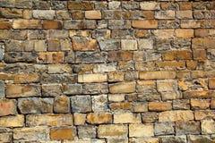 Aged masonry texture wall grunge background Stock Photos