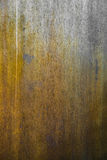 Aged metal background texture Stock Photo