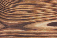 Aged natural brown wood texture. Stock Image