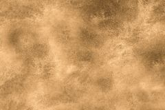 Aged old style vintage background. Old photo texture illustration stylization in sepia colors with blots, stains and scratches. Stock Photos