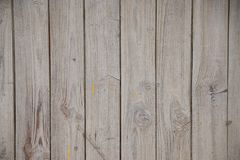 Aged painted gray wooden background vertical lines royalty free stock photography