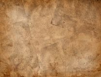 Aged paper Royalty Free Stock Photography
