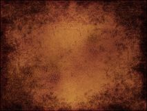 Aged paper background. Computer created grunge textured background royalty free illustration