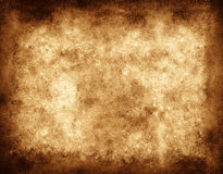 Aged Paper Background Royalty Free Stock Photography