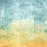 Aged paper color texture Royalty Free Stock Image