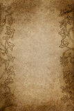 Aged paper. Aged, damaged background Vector Illustration