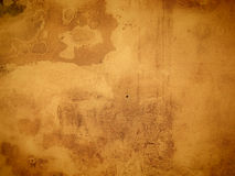 Aged paper texture. Background with stains royalty free stock image