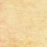 Aged paper texture Royalty Free Stock Images