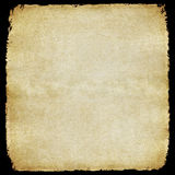 Aged paper texture: can be used as background Royalty Free Stock Photos