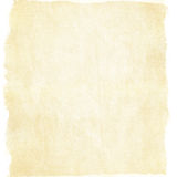 Aged paper texture Royalty Free Stock Image