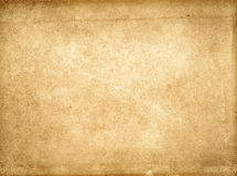 Aged paper texture. stock image