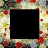 Aged Photo Frame Stock Photo
