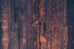 Aged Planks Wood Backdrop Royalty Free Stock Photography