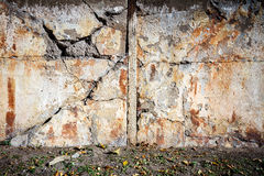 Aged plaster wall Stock Photo