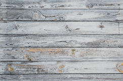 Aged reclaimed wood Stock Image