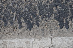 Aged rocky texture Royalty Free Stock Image