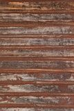 Aged Rotten Wood Stock Image