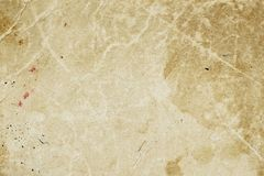 Texture of old moldy paper with dirt stains, spots, inclusions cellulose, brown cardboard texture background, grunge. Aged rough weathered paper sheet, dirt stock images