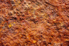 Aged rusted iron steel texture background Royalty Free Stock Photography
