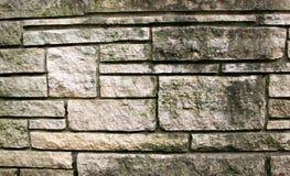 Aged Stone Wall Stock Photo