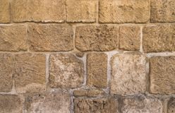 Free Aged Stone Wall Texture Or Background Stock Image - 107516351