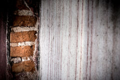 Aged street wall background. Texture Royalty Free Stock Photos