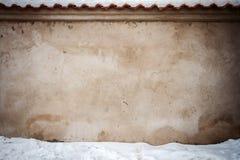 Aged street wall Stock Photos